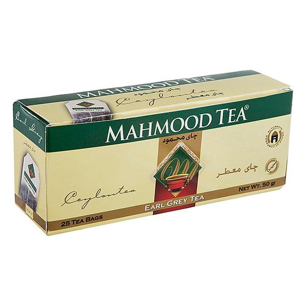 چای كيسه ای محمود 25 عددی