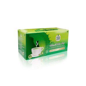 چای سبز ساده رفاه 20 عددی