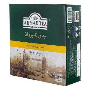 چای کیسه ای احمد 100 عددی