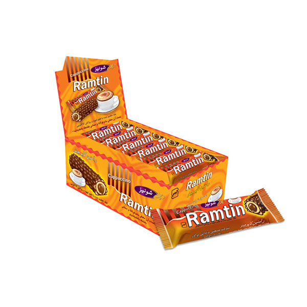 شکلات رامتين كاپوچينو شونيز