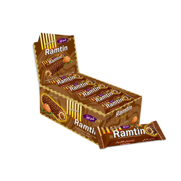 شکلات رامتين فندقی شونيز