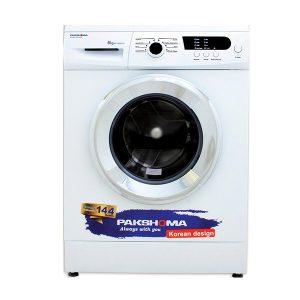 ماشین لباسشویی6کیلو گرمی پاکشوما مدلWFU-6081WT