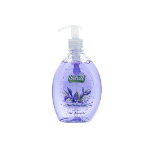 مايع دستشويی با رايحه گل زنبق 500 گرم صحت