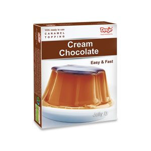 پودر کرم شکلات دراژه