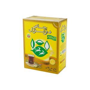 چای دوغزال با طعم هل 500 گرم
