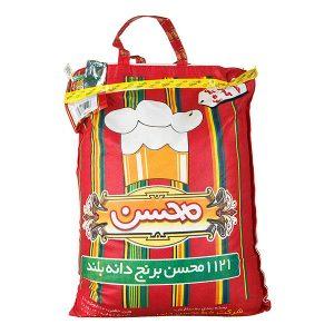برنج 10 كيلويی محسن