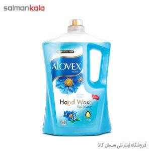 مايع دستشویی صدفی آلوکس 4 لیتری