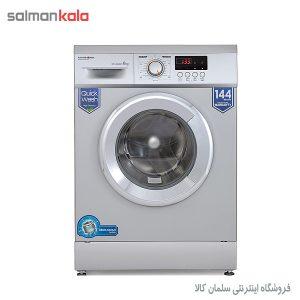 ماشین لباسشویی پاکشوما ۶ کیلو مدل ۶۱۰۸ سيلور