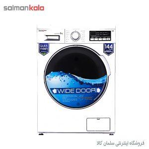 ماشین لباسشویی پاکشوما ۹ كيلو مدل ۹۰۴۱۲ سفيد