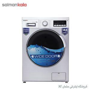 ماشین لباسشویی پاکشوما ۹ كيلو مدل ۹۰۴۱۲ سيلور