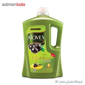 مايع دستشویی نرم کننده آلووکس 2 لیتری