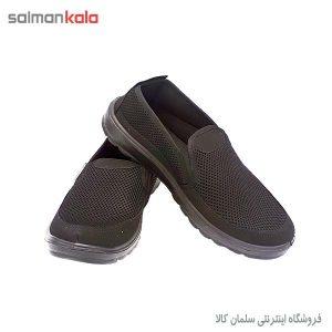 کفش پی یو مردانه فرهاد مشکی