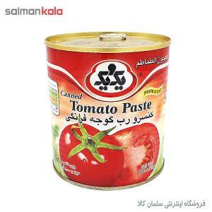 رب گوجه فرنگی يك و يك 800 گرمی