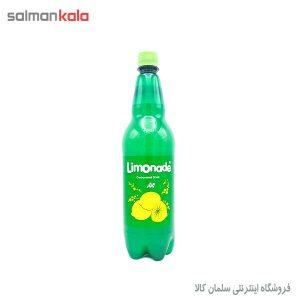 نوشيدنی ليموناد گازدار زمزم 1 ليتری