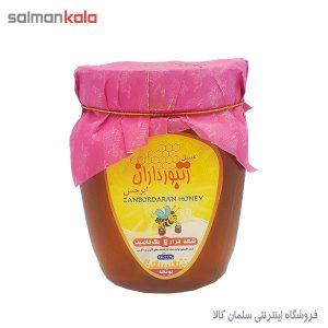 عسل طبیعی یونجه زنبورداران 960 گرم