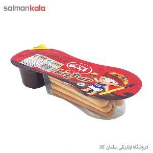 شكلات صبحانه با بيسكويت آيدين 30 گرم ( Kit Bar )