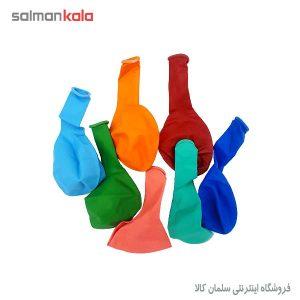 بادکنک در رنگ های مختلف*