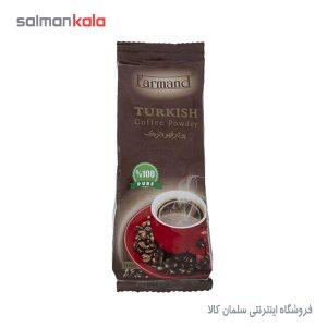 پودر قهوه ترك استندبگ 100گرمی فرمند