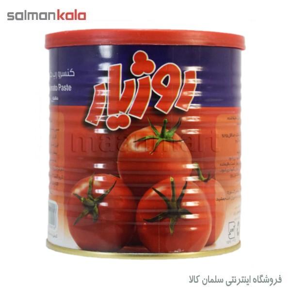 رب گوجه فرنگی روژیار
